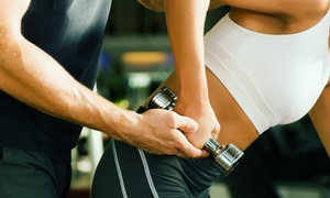 Tarkan Kaynas Fitness: 10 Personal Training Sessions with Diet and Weight-Loss Consultation from Train With Tarkan (45% Off)