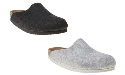 Birkenstock Amsterdam Slippers