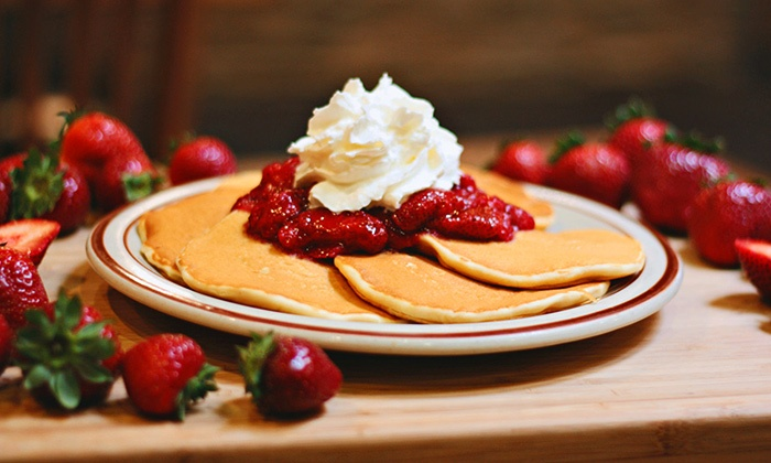 The Original Pancake House Winnipeg - Multiple Locations: All-Day Breakfast, Lunch, or Dinner at The Original Pancake House Winnipeg (Up to 45% Off)