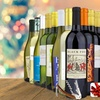 80% Off 15-Bottle Holiday Wine Package