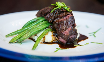 French Dinner with Wine for Two at Camaje (Up to 44%)