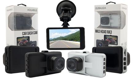 Dash cam full HD Aquarius per auto