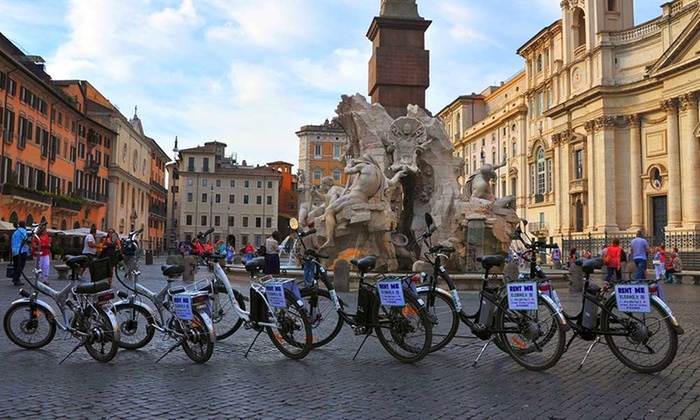 Elebike Rome - Roma: Noleggio bici elettrica per 1, 2, 3 o 4 persone per una giornata intera da Elebike Rome (sconto fino a