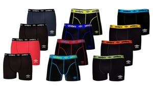 Pack 4/8/12 Boxers Umbro