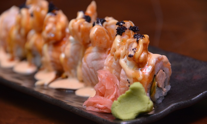 Sushi Story - Abu Dhabi: Up to AED 300 Toward Japanese Cuisine at Sushi Story (Up to 45% Off)