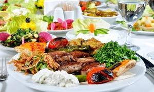 Shandiz Catering And Events: Orientalisches Fingerfood-Catering für 10-50 Personen inkl. Lieferung von Shandiz Catering & Events (bis zu 60% sparen*)
