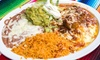 20% Cash Back at Los Toros Mexican Restaurant
