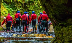 Go Country: Gorge Walking Experience for Up to Four with Go Country (Up to 42% Off)