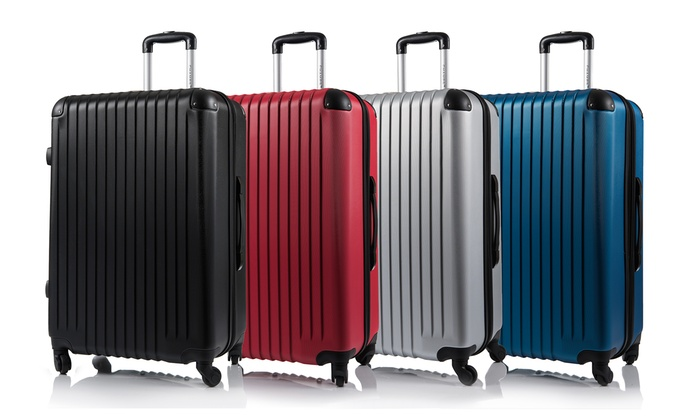 Champs Hardside Luggage Spinne...