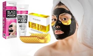 Masques peel-off et patchs gold