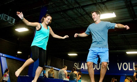 Family Entertainment Packages at Off The Wall Trampoline Fun Center (Up to 51% Off)