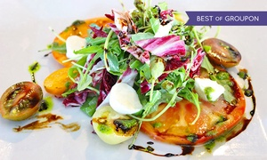 Napkins Bar and Grill: Lunch or Dinner for Two or Four at Napkins Bar and Grill (Up to 35% Off)
