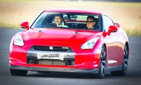 Three, Six or Nine Laps in Nissan GTR Which Appeared in Fast and Furious Movie with Car Chase Heroes (Up to 78% Off)