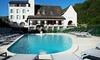 HOTEL DE LA RIVIERE - Entraygues Sur Truyère: Midi-Pyrénées : 1 à 3 nuits avec spa, cocktail et dîner gastronomique en option à l'Hôtel la Rivière pour 2 personnes