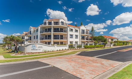 Yamba: 2-7 Nights in an Apartment for 4 or 6 with Late Check-Out and Early Check-In at The 4.5* Sands Resort at Yamba