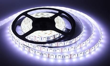 Striscia 5 m 300 LED adesiva