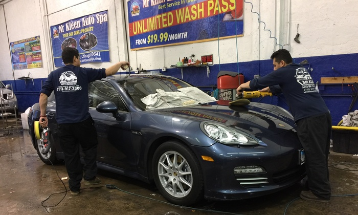 Car Detail Shop >> Mr Kleen Up To 38 Off Chicago Il Groupon