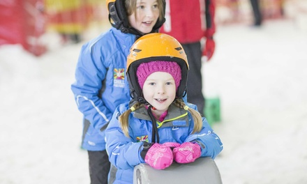 Tickets to Santa's Grotto for Child and Accompanying Adult at Chill Factore, Manchester (Up to 32% Off)