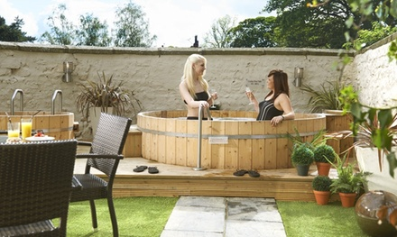 Spa Access with Dinner or Lunch