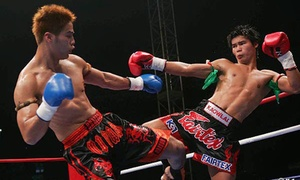 Monkon Muay Thai & MMA: Muay Thai Training Sessions from R59 at Monkon Muay Thai & MMA (Up to 84% Off)