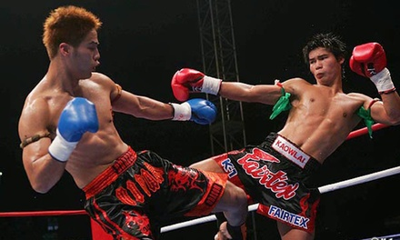 Muay Thai Training Sessions from R59 at Monkon Muay Thai & MMA (Up to 84% Off)