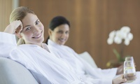 Spa Day with 50-Minute Treatment with Prosecco Lunch for One or Two at 4* Best Western The Connaught (Up to 43% Off)