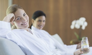 Best Western Connaught Hotel: Spa Day with Treatment, Two-Course Lunch and Champagne for One or Two at Best Western Connaught Hotel (Up to 38% Off)