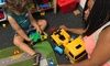 BusyKidz - Folsom: Admission for Two, Three, or Four Children to BusyKidz (Up to 40% Off)