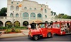 Ripley's Red Train Tours - Uptown: Three-Day City Tour Pass for Two or Four or a Ghost Tour for Two or Four from Ripley's Red Train Tours (Up to 51% Off)