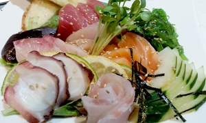 Sushi and Japanese Food at Osaka Sushi (46% Off). Two Options Available.
