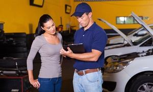 First Choice Auto Repair: State Inspection and Emissions Test for One Vehicle at First Choice Auto Repair (53% Off)