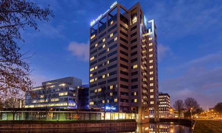 Amsterdam: Double/Twin or Triple Room with Parking • Holiday deals Ibis Budget Amsterdam City South
