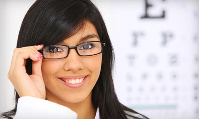 Lee Optometrics - Downtown,Professorville: $50 for a Comprehensive Eye Exam ($150 value) and $125 Toward Prescription Eyewear at Lee Optometrics in Palo Alto