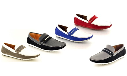 TwoTone Men's Loafers