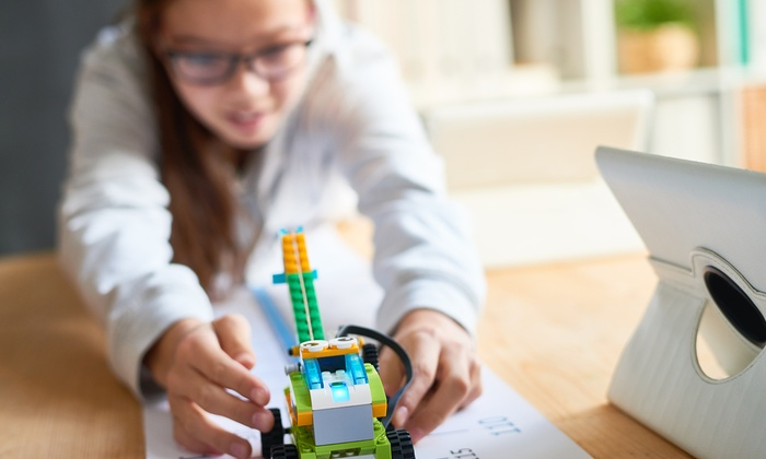 RoboThink - Lake Bluff: Evening Robotics for One or Two Children at RoboThink (Up to 58% Off)