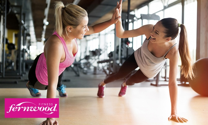 Fernwood Fitness Deals
