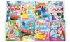 Disney Sticker Activity Book Set (8-Book Set): Disney Sticker Activity Book Set (8-Book Set)