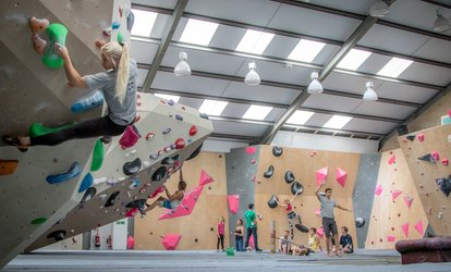 Adult Climbing Day Pass and Shoe Hire