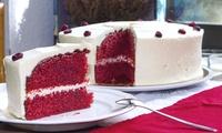 Catering dulce para 12 o 24 personas con tarta y cupcakes desde 29,95 € en Wicked Sweet