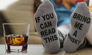 Men's Conversational Socks