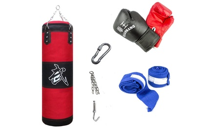 Kit boxe complet