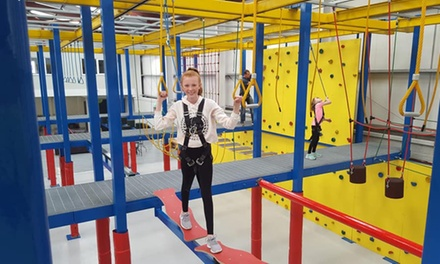 Harness Adventure Indoor High Ropes