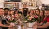 FlowerNite: Admission to Floral Arrangement Party at Local Bars (Up to 55% Off)