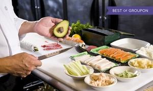 The Best Food: Kurs przyrządzania sushi u szefów kuchni Restauracji Japońskiej Goko od 89,99 zł