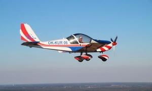 Szkoła Lotnicza Aviator: Lot zapoznawczo-widokowy z możliwością samodzielnego pilotowania od 140 zł w Szkole Lotniczej Aviator