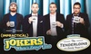 Impractical Jokers 'where's Larry?' Tour - Multiple Locations: The Impractical Jokers: 'Where's Larry?' Tour, One Category A, B or C Ticket, 4-14 October