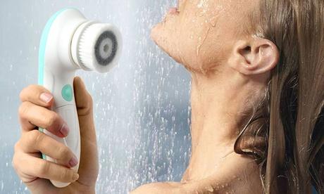 Cepillo de limpieza facial giratorio 3 en 1