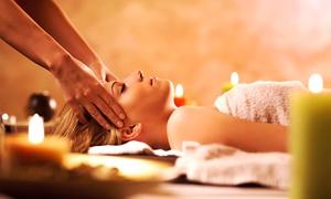 Wellnessinstitut Marie Beatrice: Gesichtsbehandlung inkl. 20 Min. Rücken-Massage im Wellnessinstitut Marie Beatrice (bis zu 51% sparen*)