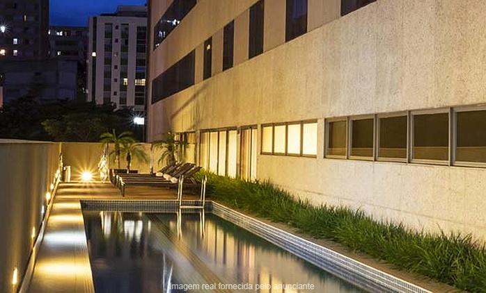 Hilton Garden Inn Belo Horizonte: 1, 2 ou 3 noites para 2 pessoas + café da manhã e late check-out (opções em feriados)