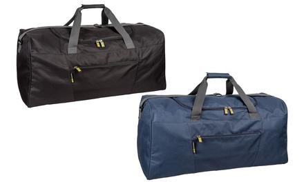 Mig Men's Gym Duffle Holdall Bag